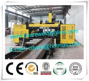 China H Beam 3D CNC Drilling Machine , Sunrise CNC Drilling Machine For Beams wholesale