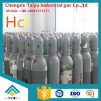 China Inorganic Chemical-Hydrogen Chloride on sale
