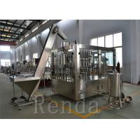 China Water Bottle Filling Machine / Mineral Water Pet Bottle Filling Machine Glass Bottle wholesale