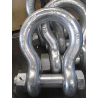 China G2130 bolt type bow anchor shackle wholesale