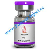 China Hexarelin, 2mg , peptide , CAS Number : 140703-51-1 , Examorelin wholesale