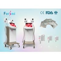 China freezing belly fat removal by laser liposuction uk  2 handles working together -15 Celsius low wholesale