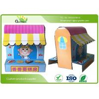 China OEM Full Color Printing Cardboard Handmade Paper Books For Train Children Hands On Ability wholesale