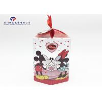 China PET 18.4cm Height Plastic Packing Box, Light Weight Plastic Gift Box Custom Printing wholesale