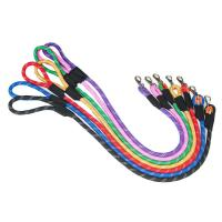 China Flexible Pet Traction Nylon Dog Lead Tough Climbing Rope Red Green Black Available wholesale