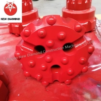 China Hard Alloy DTH Down The Hole Hammer Bits MISSION60 With 1129mm Length wholesale