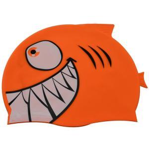 China High qualitu fashionable newest children cartoon swimming cap wholesale