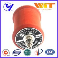 China 10KV Polymeric ZnO Low Voltage Surge Arrester Class 1 Type IEC Standard wholesale