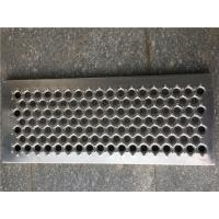 Quality Perf - O Type Grip Strut Grating 3MM Thickness Anti Skid Grating For Steps for sale