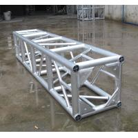 China Stage Fixed 6061-T6 Aluminum Spigot Truss , Lightweight Exhibition Truss System wholesale