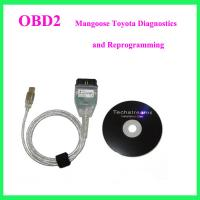 China Mangoose Toyota Diagnostics and Reprogramming Interface With Completely New Chip wholesale