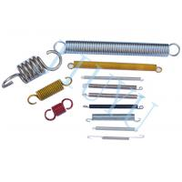 China Compression and Tension Metal Coil Springs / Mould Spring Parts on sale