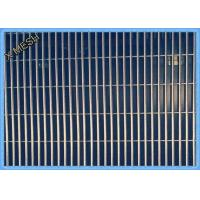 Buy cheap High Security Wire Mesh Fence Panels , 358 Prison Security Metal Fence Panels from wholesalers