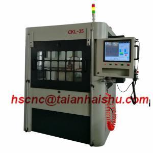 China CKL-35 Wheel Lathe Cutting Machine Alloy Wheel CNC Lathes for Sale on sale