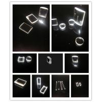 China High Quality Customer Design N-BK7 Optical Glass Material Plano Convex Cylindrical Lenses wholesale