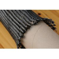 China Expandable braided carbon fiber sleeving wholesale