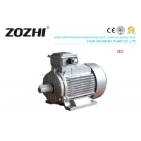 China S1 Duty IE3 5.5KW IP55 Three Phase Asynchronous motor wholesale
