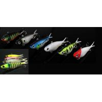 China 95mm Soft VIBE Lure Made of TPR Fishing Bait/manufacture made lures on sale