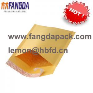 China US,Europe standard Customized kraft,heavy metallic Bubble mailer padded envelope #000~#7 wholesale