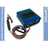 Buy cheap Portable Thermocouple Welding Machine , CR100 Fine Wire Welder Small Size from wholesalers