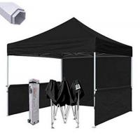 China Easy Up Custom Trade Show Tents , Pop Up Booth Tent Strong Framework wholesale