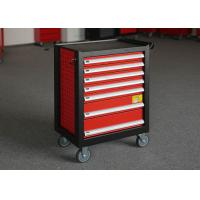 China Heavy Duty 27 Inch Large Rolling Tool Cabinet To Store Tools With 7 - Drawers wholesale