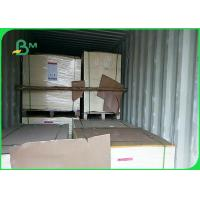 China Cream Color Offset Printing Paper 60g 80g 100g 120g For Making Book / Magazine wholesale