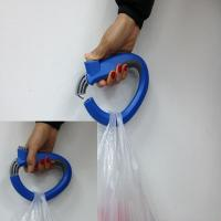China Shopping Plastic Bag Carrier Handle With One Trip Grip wholesale