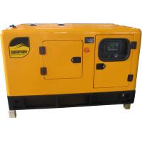 China 300kva Soundproof Cabinet Silent Diesel Generator NTAA855-G7 wholesale