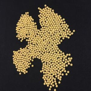 Buy cheap Cerium Zirconia Grinding Medium Ceramic Beads With Long Lifespan from wholesalers