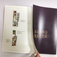 China Custom Printed Promotional Business Flyers, Leaflets, Posters, Notebooks wholesale