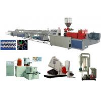 China UPVC Rigid Solid Pipe Extrusion Line wholesale