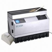 China Professional Heavy-duty Coin Sorter with 8 Slots on sale
