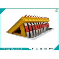China High Safety Road Blockers Road Barrier Remote Control Hydraulic Rising Kerbs wholesale