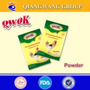 Qwok 10g chicken flavour seasoning powder