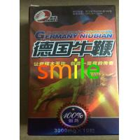 China Herbal Germany Niubian Male Endurance Pills , Long Lasting Sex Adult Male Potency Pills wholesale