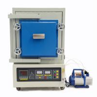 China LY- TP 1800C Lab Heat Treatment High Temperature Muffle Furnace on sale