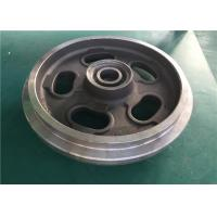 China Auto Alloy Steel Wheel Castings Produced By Presion Investment Casting Process wholesale