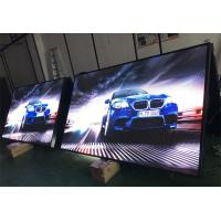 China SMD Front Access LED Display / P10 Outdoor LED Display Dimension Customized wholesale