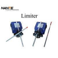 China Double Poles Blue Cross Limiter Made By Galvanized Steel Used For Industrial Work wholesale