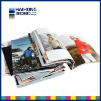 China Promotional Custom school magazine printing , art catalogue printing wholesale