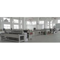 China Automatic PP / PE / PC Hollow  Board Production Line For Plastic Grid Machine wholesale