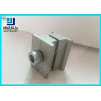 Double Pipe Flat Parallel Connection Aluminum Tubing Joints For Industrial Logistics AL-6B Manufactures