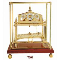 China High Quality Mantel Clock Beautiful Clock For Gift on sale