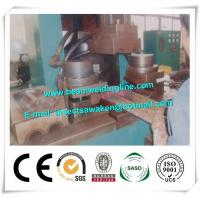 China Small Tube Squeezing Machine Membrane Panel Welding Machine For Boiler Pipe wholesale