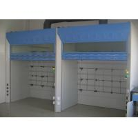 China High Grade Safety Laboratory Fume Hood Blue Chemistry Fume Hood wholesale