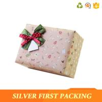 China Silver First   hot sell custom made cheap cardboard logo printing shoe paper boxes packaging wholesale