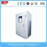 China Simple Compact Air Shower System , One Person Air Shower Clean Room wholesale