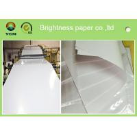 China Virgin Pulp Magazine Offset Printing Paper Light Weight  60g - 120g wholesale