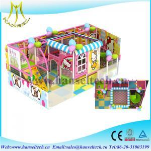 China Hansel popular indoor playground equipment for children amusement wholesale